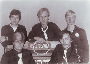 Keyboards - CREAMERS, 1981.
