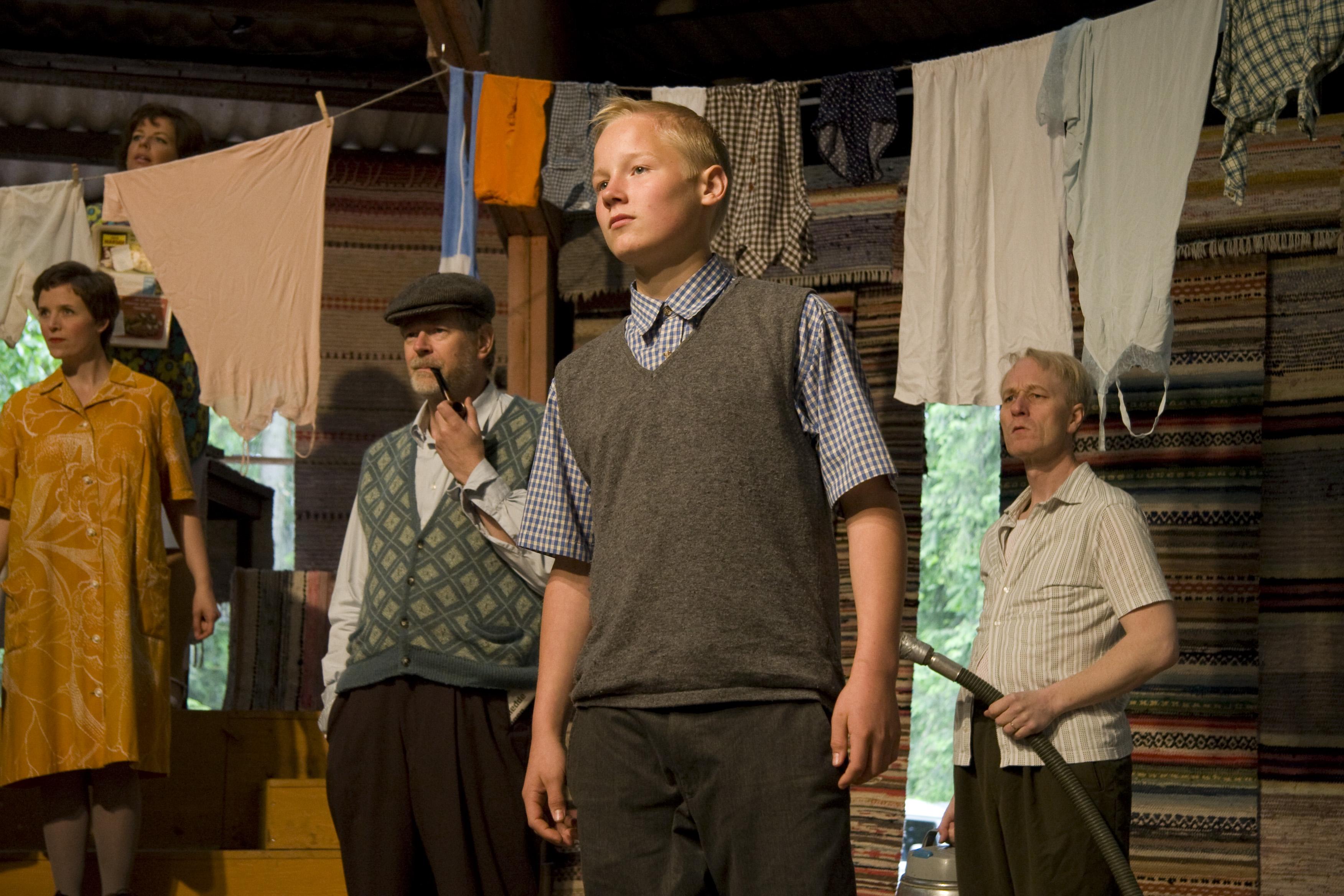 """FARSAN"" - Populärmusik från Vittula. Teaterboulage 2010. Photo Anna Franck"