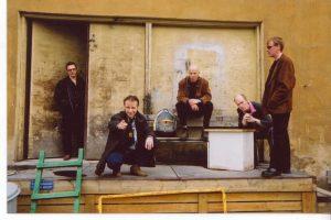 Kosketinsoittimet - GREEN ONION, 2001. Photo Matti Kivekäs