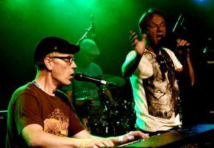 Kosketinsoittimet - GREEN ONION, 2010. Photo Baltic Jazz