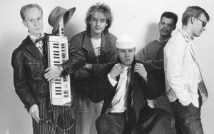 Kosketinsoittimet - NON TROPPO 1985. Photo Vesa Tschernij