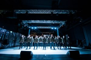 OHJAUS - Show 006. Paraisten kaupunki, 2012.. Photo Henrik Zoom