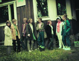 OHJAUS - Vill du slejkas?. Teaterboulage 2012. Photo Henrik Zoom