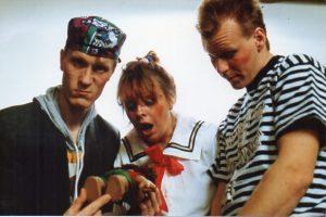 Biisintekijä, muusikko - EGILS MASKIN, 1992.