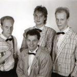 Keyboards - TRIX, 1987.
