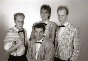 Kosketinsoittimet - TRIX, 1987.